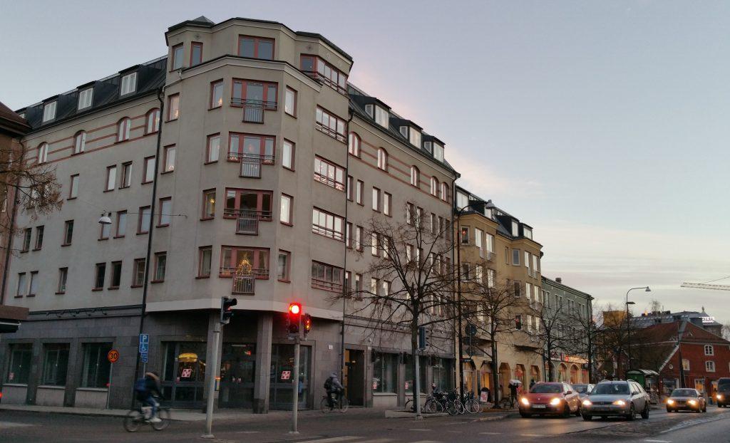 Kungsgatan, Norrköping (tidigt 1990-tal)