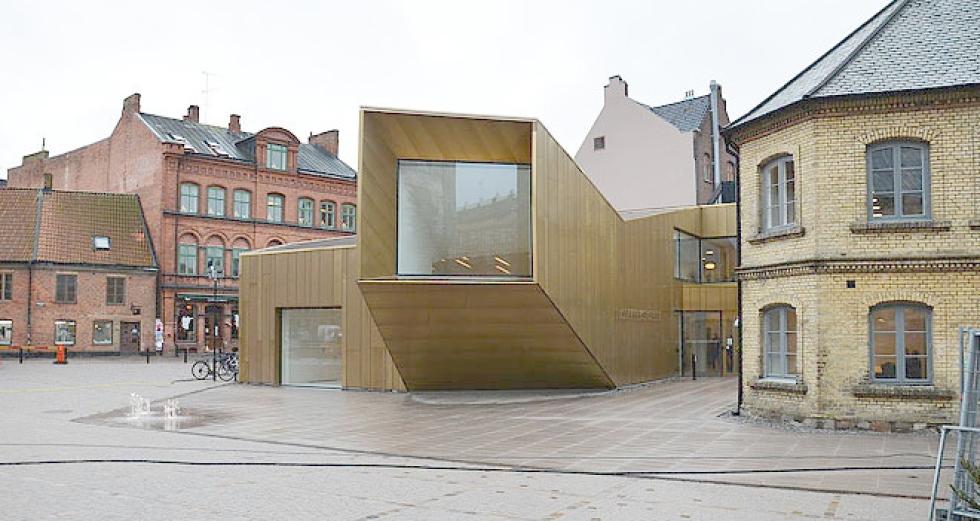 Domkyrkoforum i Lund (foto Bengt Oberger)