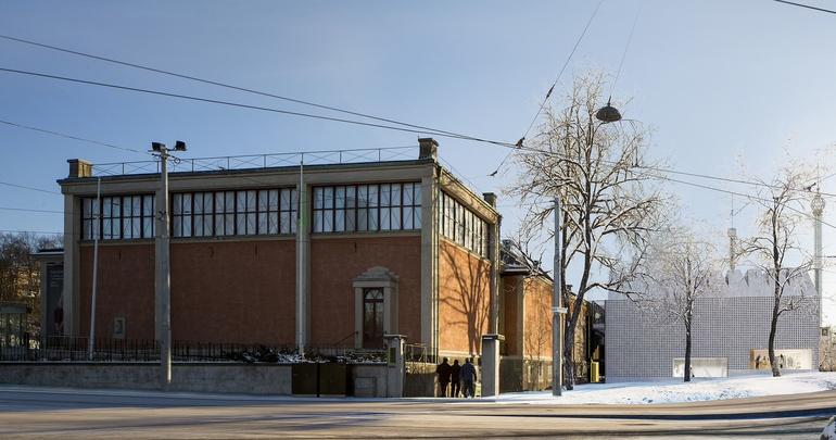 Liljevalchs Konsthall, Djurgården, Stockholm